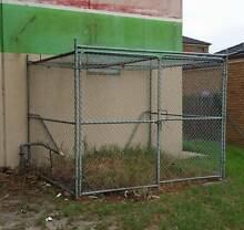 Chain wire mesh enclosure Springvale Greater Dandenong Preview
