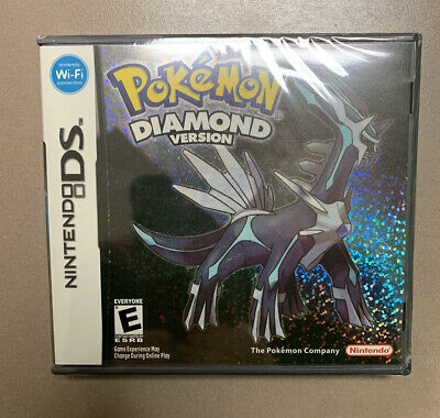 Pokemon Diamond Version Nintendo DS Game Brand New Re-Release