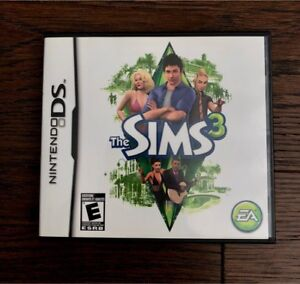 Sims 3 for NintendoDS