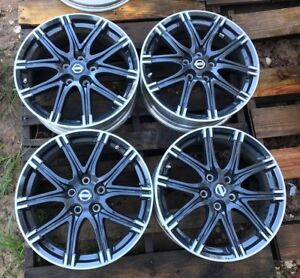 "Factory Oem Nismo Nissan Juke Wheels Rims 18"" 5x114.3 With Tpms!"