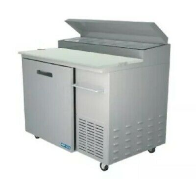 Pro-kold Torrey Ubt-01 Refrigerated Counter Worktop Prep Table 1 Door