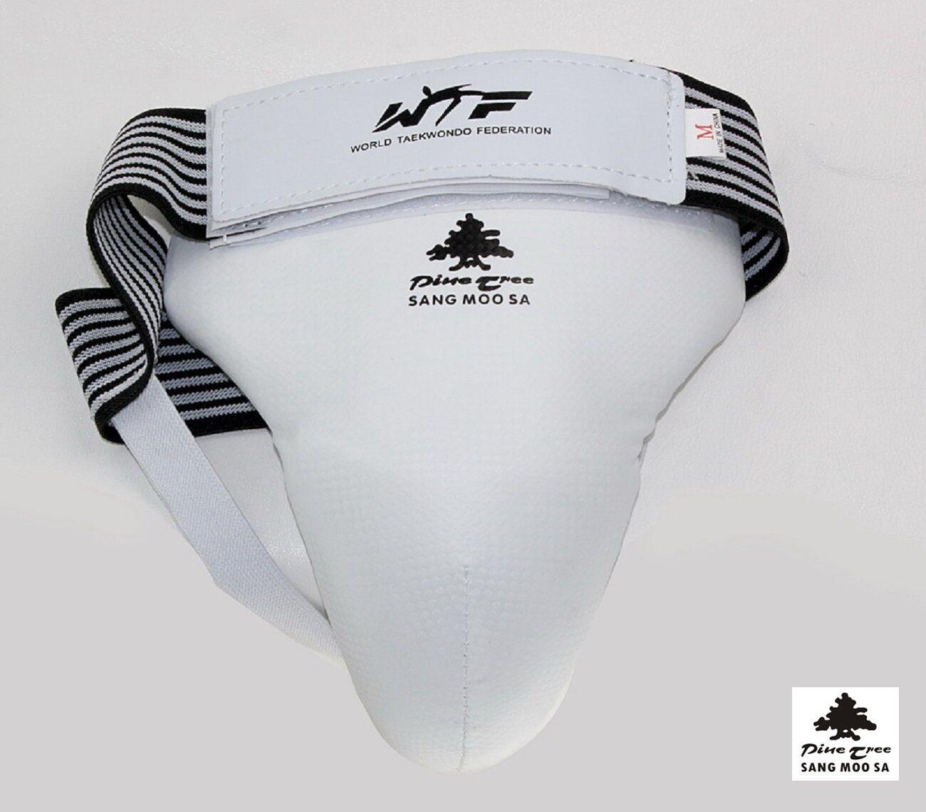 Pine Tree Protezione profonda/WTF Taekwondo & Scomparti Allenamento Sparring