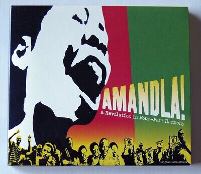 Amandla! - The Soundtrack - A Revolution In Four-Part Harmony