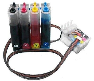 Cis-continuous Ink System (CISS CIS Continuous Ink System for Epson D78 D92 S20 S21 SX100 SX105 NON-OEM)