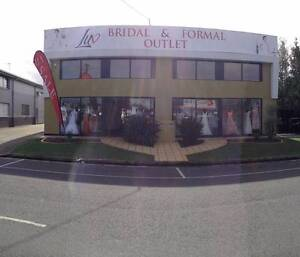 WEDDING DRESS $199 - $699 LUV BRIDAL & FORMAL OUTLET HARBOUR TOWN Biggera Waters Gold Coast City Preview