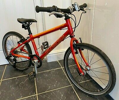 Islabike Beinn 20 Large - Red/Orange