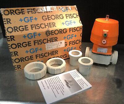 Gf Georg Fischer Pneumatic Diaphragm Actuator Valve 199.028.436 2 Cpvcptfe