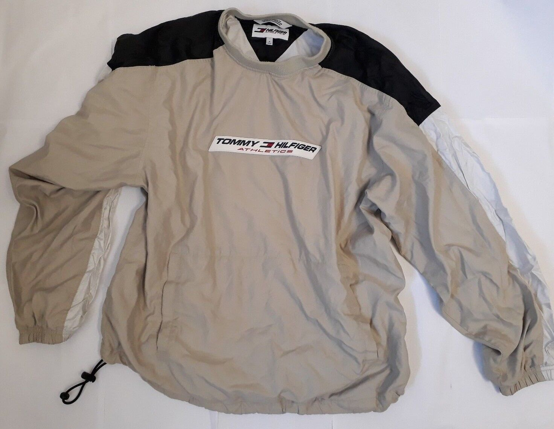 Herren Sport Jacke Pullover von Tommy Hilfiger Athletics Größe L