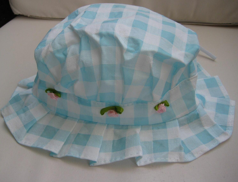 Baby Mütze Sonnenhut Strandhut Sommerhut Kinderhut Kappe 0-2 Jahre Sommer