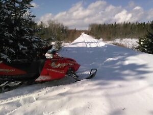 2005 Arctic Cat F7 Sno Pro Joker Edition For Sale Or Trade