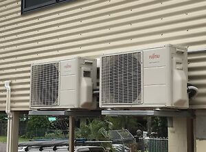 Split system aircon Installations Anula Darwin City Preview