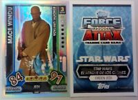 Mace Windu Limited Edition Topps Cards Spanish Star Wars Universe 2017 - limited - ebay.es