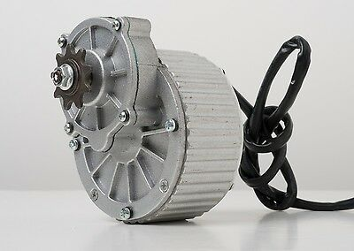 250 W 24 V Electric Brush Motor F Bicycle Ebike Gear Reduction 410 12 Gear