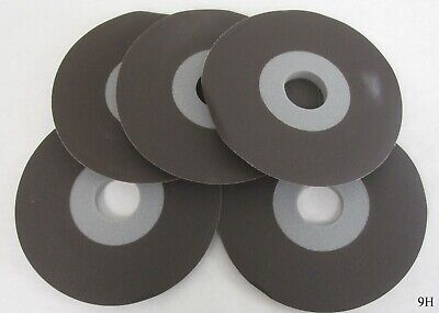 5x 180 Grit Sanding Discs Paper Pad For Electric Drywall Sander Power Pro 2100