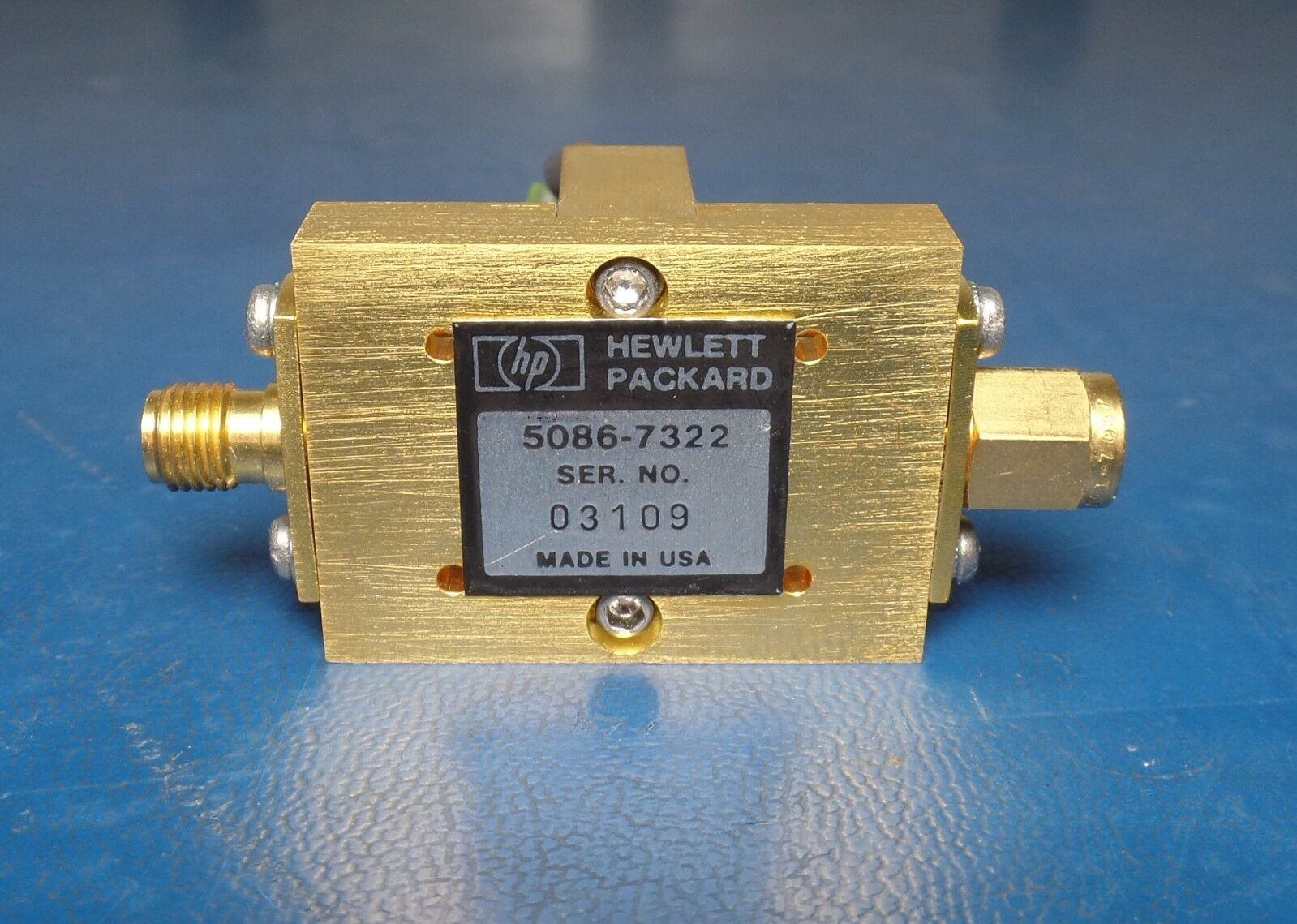 1pc HP 5086-7322 45MHz-26.5GHz 3.5mm Tested!