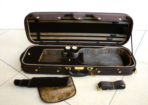 High Quality Royal Wooden Violin Case  VT-089