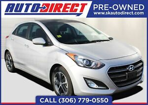 2017 Hyundai Elantra GT GT | 2.0L | SUNROOF | HEATED SEATS |...