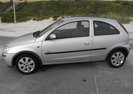 2004 Holden Barina SXi (XC MY05),Top of the Range, No Sun Fading! Malaga Swan Area Preview