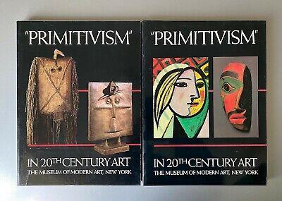 """Primitivism"" in 20th Century Art, Museum of Modern Art NY, 1984 2 Volumes"