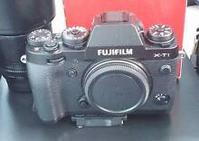 Fujufilm XT1 plus 3 lenses and many acceories Dulwich Hill Marrickville Area Preview