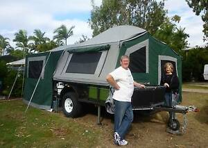 Camper Trailer Camel Group Beachcomber Plus Samford Valley Brisbane North West Preview