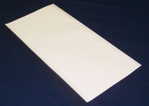 """1 - 9"""" x 19"""" Brodart Just-a-Fold III Archival Book Jacket Cover - Super Clear"""