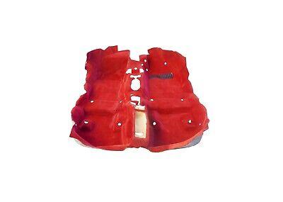 ORIGINAL ALFA ROMEO GTV 916 INNENRAUM TEPPICH BODENTEPPICH 156022675 ROT NEU (Best Price Car Covers)
