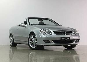 2007 Mercedes-Benz CLK350 Convertible Ashmore Gold Coast City Preview