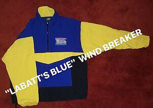LABATT'S /CRYSTAL  BEER COLLECTIBLE JACKETS