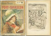 Daudet_port Tarascon_ed Flammarion, Anni 20_ill Dutriac_coll. Illustré -  - ebay.it