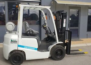 UniCarriers 2500kg LPG Forklift with 4350mm Three Stage Container Mast (Late Model & Low Hours) Malaga Swan Area Preview