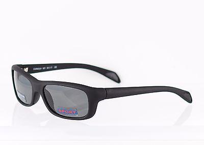 5 New Fratelli Lozza  Sunglasses Polarized Lenses Formula Matte Black Made (Lozza Sunglasses)