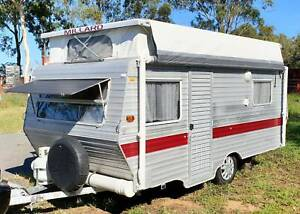 1981 MILLARD POP TOP, TOILET, 2 x SINGLE BEDS, finance available Deception Bay Caboolture Area Preview