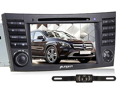 Neu Autoradio DVD GPS Navi Player für Mercedes Benz E Klasse W219 W211 3G+Kamera online kaufen