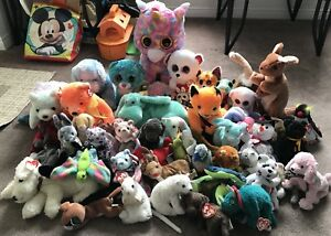 TY'S/BEANIE BOOS $50.00 for all!