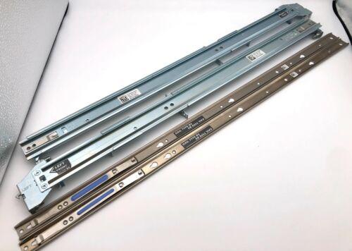 Dell PowerEdge R510 R515 R720 Slim 2U Static Rail Kit 2/4 Post Type B4
