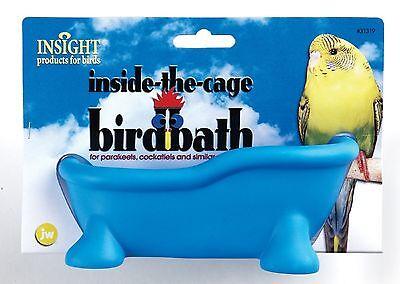 JW Pet Insight Inside the Cage Bird Bath Random Colors