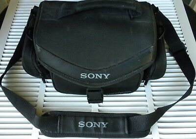 Кейсы, сумки Sony Handycam Bag (used
