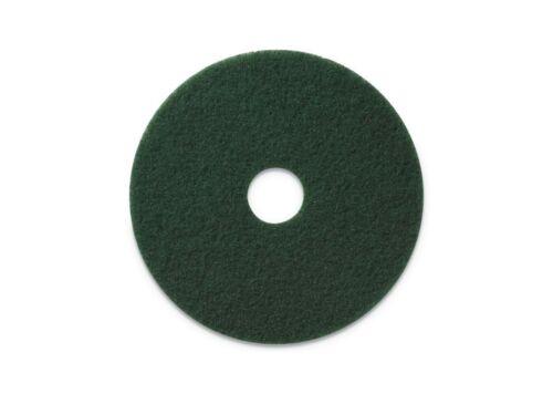"Americo Green Scrubbing Floor Pad - 20"" 5/cs"