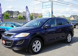 2012 Mazda CX-9 GS 7 PASS | BLUETOOTH | CRUISE CONTROL | AWD...