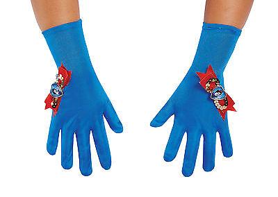 Girls Snow White Gloves Disney Princess - Snow White Gloves