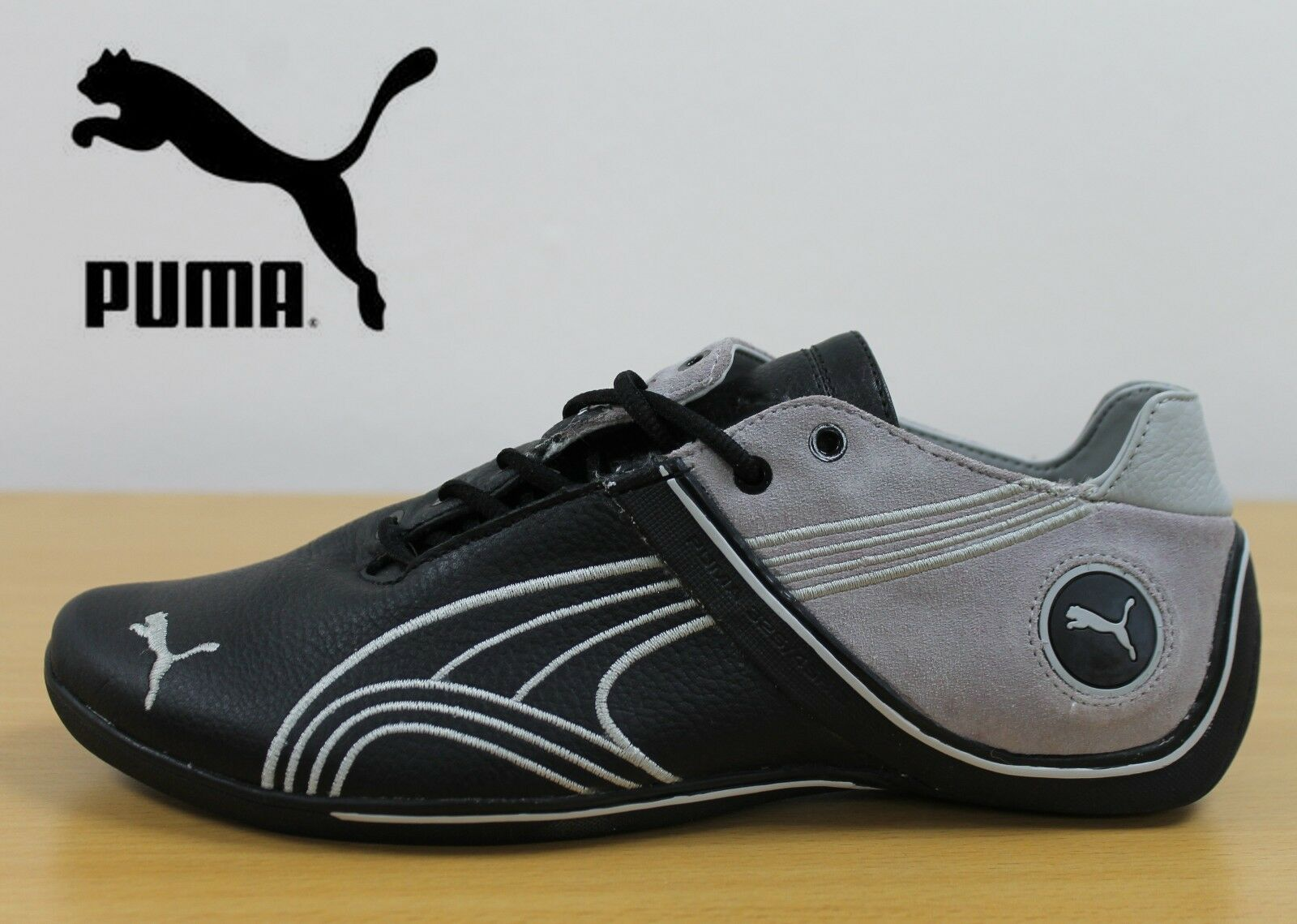 puma boys trainers