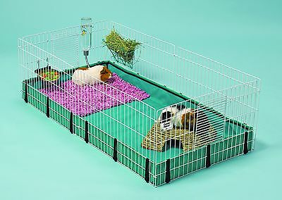 Large Guinea Pig Hamster Rat Bunny Rabbit Ferret Hedgehog Cage Pet Home Habitat
