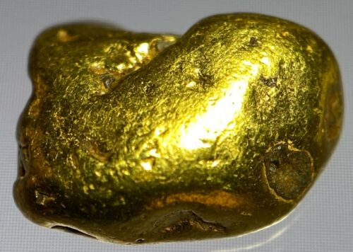 Quality Alaskan Natural Placer Gold Nugget 1.508 grams Free Shipping! #A753