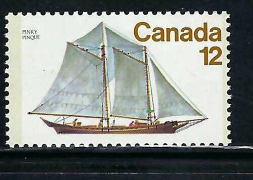 CANADA - SCOTT 744 - VFNH - SAILING VESSELS - PINKY - 1977