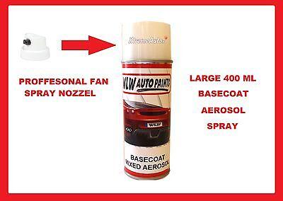 Aerosol Spray Paint TOYOTA 1E7 SILVER Avensis, corolla, verso, celica, l200, rav