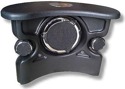 - 2-Way 3-Speaker Stainless Spa Hot Tub Speaker VX-D9000 14069 Dynasty LED compat