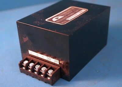 Polytron Devices Inc Regulated Power Supply P37-15t 15 Volt 0.5a
