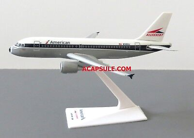 Flight Miniatures 1 200 American Airlines Allegheny Heritage Livery Airbus A319