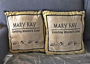 Mary Kay pillows